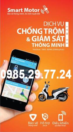 Chong trom xe may 0985.29.77.24