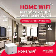Home wifi Viettel Quy Nhơn